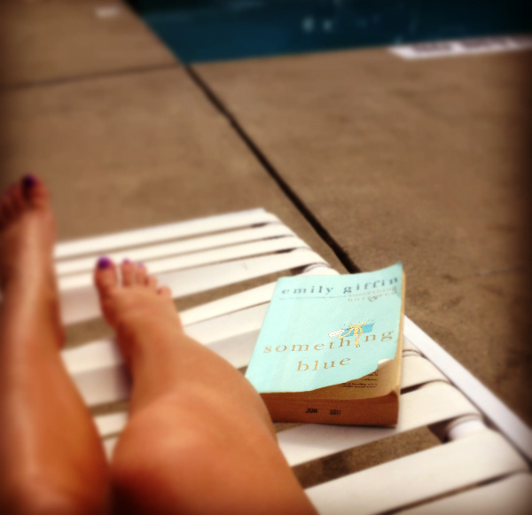 pool and book