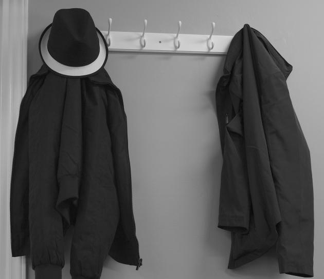 jacket&hat