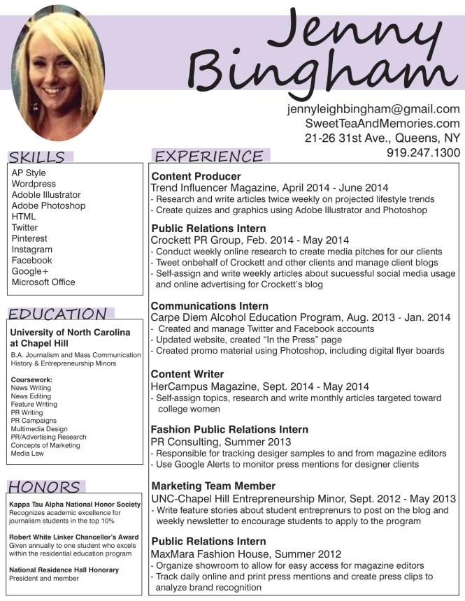 JennyBingham_Resume